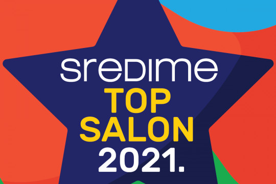 Nagrada SrediMe Top Salon 2021. u BiH